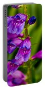 Blue Bells Wild Flower Portable Battery Charger