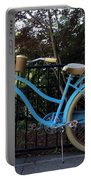 Blue Bike Portable Battery Charger