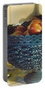 Blue Bowl Portable Battery Charger