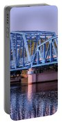 Blue Bridge Georgia Florida Line Portable Battery Charger