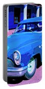 Blue Buick Portable Battery Charger