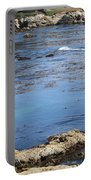 Blue California Bay Portable Battery Charger