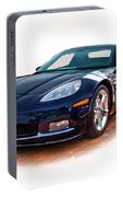 Blue Corvette Portable Battery Charger
