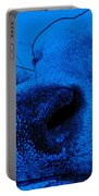 Blue Cow Portable Battery Charger