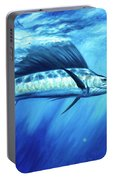 Blue Crush Portable Battery Charger
