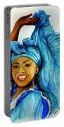 Blue Dancer  Portable Battery Charger