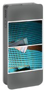Blue Day  Portable Battery Charger