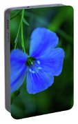 Blue Dreams 2 Portable Battery Charger by Shiela Kowing