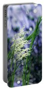 Blue Dreams Of Sunlight Portable Battery Charger