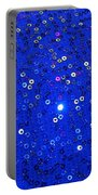 Blue Dress Portable Battery Charger