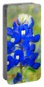 Blue-est Of Blues Portable Battery Charger