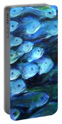 Blue Fish Portable Battery Charger
