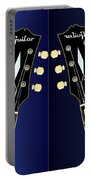 Blue Guitar Reflections Portable Battery Charger