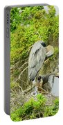 Blue Heron Series Little One Portable Battery Charger
