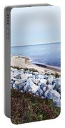 Blue Hour On Choctawhatchee Bay Portable Battery Charger