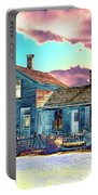 Blue House Portable Battery Charger