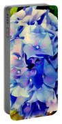 Blue Hues Portable Battery Charger