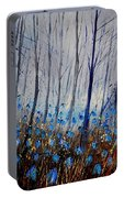 Blue In The Wood Portable Battery Charger
