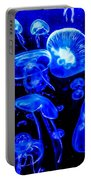 Blue Jellies Portable Battery Charger