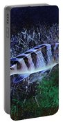 Blue Kenyi Cichlid Portable Battery Charger