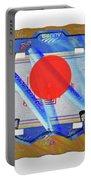 Blue Kimono Portable Battery Charger