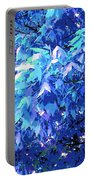 Blue Autumn  Portable Battery Charger