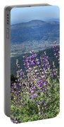 D3b6377-blue Lupine And Kenwood  Portable Battery Charger