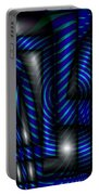 Blue Machinery Portable Battery Charger