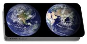 Blue Marble Composite Images Generated By Nasa Portable Battery Charger