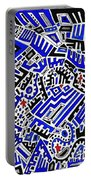 Blue Maze Portable Battery Charger