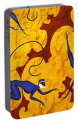 Blue Monkeys No. 45 Portable Battery Charger
