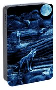 Blue Moon Wolf Pack Portable Battery Charger