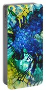 Blue Moth Portable Battery Charger