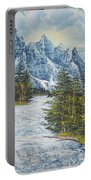 Blue Mountain Torrent Portable Battery Charger