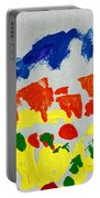 Blue Mountains Even Lemons Limes Oranges And Strawberries Portable Battery Charger