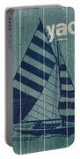 Blue Nautical-jp3615 Portable Battery Charger