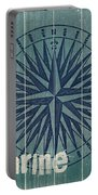 Blue Nautical-jp3616 Portable Battery Charger