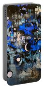 Blue Night Portable Battery Charger