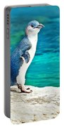Blue Penguin Portable Battery Charger