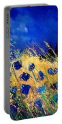 Blue Poppies 459070 Portable Battery Charger