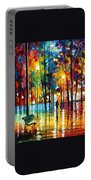 Blue Refelctions Portable Battery Charger