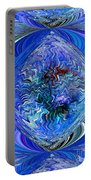Blue Reflextions Portable Battery Charger