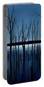 Blue Reservoir - Manasquan Reservoir Portable Battery Charger