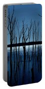 Blue Reservoir - Manasquan Reservoir Portable Battery Charger