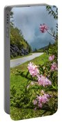 Blue Ridge Bloom Portable Battery Charger