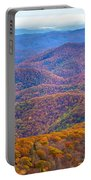 Blue Ridge Mountains 4 Portable Battery Charger