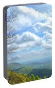 Blue Ridge Parkway Views - Rock Castle Gorge Portable Battery Charger
