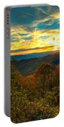 Blue Ridge Sunsets Portable Battery Charger