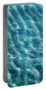 Blue Ripples Portable Battery Charger