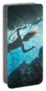 Blue Room Portable Battery Charger